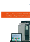 SAM GC-600 - Chemical Hazards Monitor Brochure