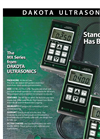 Dakota - Model MX-3 - Corrosion Gauges Brochure