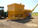 GEBERT - Model 4 - Mobile Agricultural Grain Cleaning Screening and Scalping Machinery