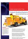 Trailer Mounted Sewer Rodders Brochure