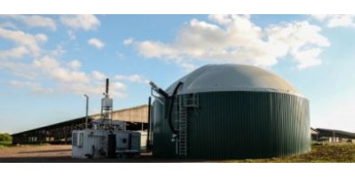 Model PowerCompact - Biogas Plant
