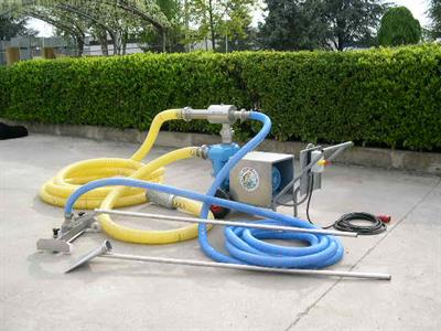 Milanese - Tank Cleaning Pump