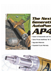AutoPump - Model AP4+ - Landfill and Remediation Pumping - Brochrue