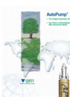 AutoPump - Air-Powered Remediation Pumps for Landfill Pumping Brochure