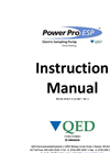 Power Pro ESP - Portable Electric Groundwater Sampling Pump - Manual