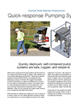 Automatic Double Diaphragm Pumping System - Brochure
