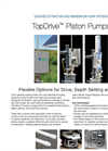 TopDrive - Piston Pumps - Brochure