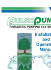 Pulse Pump - Pneumatic Pumping System - Brochure