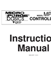 MicroPurge - Model MP10 - Advanced Digital Controller - Instruction Manual