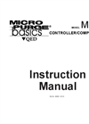 MicroPurge - Model MP50 - Compressor/Controller - Instruction Manual