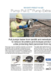 Pump Pull E - Pump Extractor - Brochure