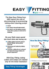 Easy Fitting - Quick-Release Connectors - Brochure