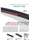 Hose and Tubing for Pneumatic Landfill & Remediation Pump - Datasheet