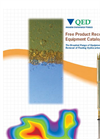 QED - Free Product Recovery Equipment Catalog