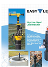 Easy Level - High/Low Liquid Level Indicator - Brochure
