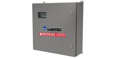 Landtec - Model BIOGAS 3000 - Fixed Gas Analyzer