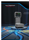 Avery Weigh-Tronix - ZQ375 - Checkweigher Solutions for Food Processing Brochure