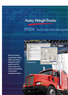 PDOX - Truck Scale Data Management Software Brochure