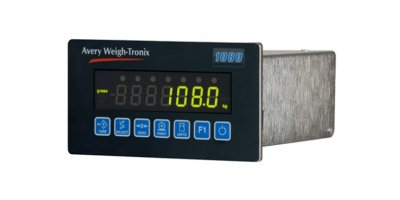 Model 1080 - Compact Panel Mount Weight Indicator