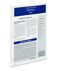 Corporate Counsel`s Monitor