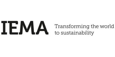 The Institute of Environmental Management and Assessment (IEMA)