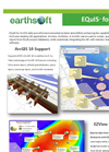 EQuIS for ArcGIS Data Sheet