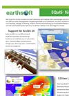 Earthsoft EQuIS for ArcGIS Data Sheet (DEU)