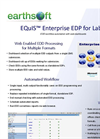 EQuIS Enterprise EDP for Labs
