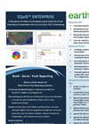 EarthSoft EQuIS Enterprise Data Sheet 2012 (German)