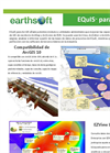 EarthSoft EQuIS for ArcGIS Data Sheet 2012 (Spanish)