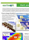 EarthSoft EQuIS for ArcGIS Data Sheet 2012 (French)