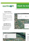 EarthSoft ArcGIS Server Data Sheet 2012 (English)