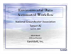 Environmental data automated workflow