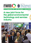RWM in partnership with CIWM partnership brochure