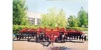 Model BPTD-7 - Heavy Disk-Harrow