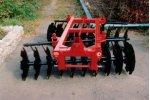 Model BND-1,8 - Disk-Harrow Towed