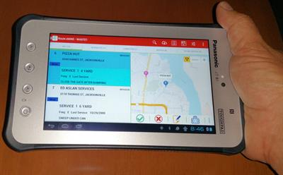 PocketManager - Customer Information and GPS Location Software