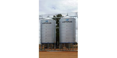 Gas Sealed Silos