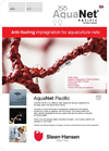 AquaNet - Model Pacific - Anti-Fouling Impregnation for Aquaculture Nets Datasheet