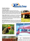 Model TP series - Mobile Pump Brochure