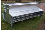 Galvanised Hog Feeder
