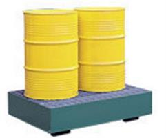 Ecologic Line - Metal and Polyethylene Watertight Tanks