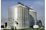 Grain Storage and Quick Loading Silos