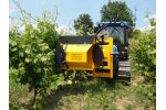 Tecnovict - Model 111 AA and 111 AA-R - Vine Leaf Stripper