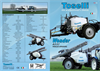 Cloud - Model B7P - Trailed Sprayers for Small/Middle Extensions  Brochure