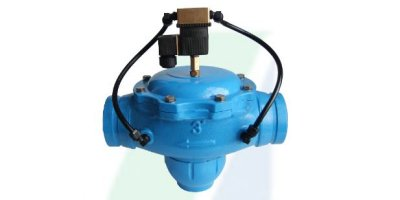 Model BFM - Back-Flushing Control Valves