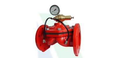 Model FPM - Fire Protection Valves