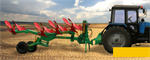 Middleware - Model 4+1-40K - Semi-Mounted Current Plough (Without Modules)
