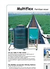 Multiflex - Fertilizer Mixer Brochure