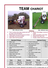 Team Chariot - Trailed Ground Care Sprayer - Brochure